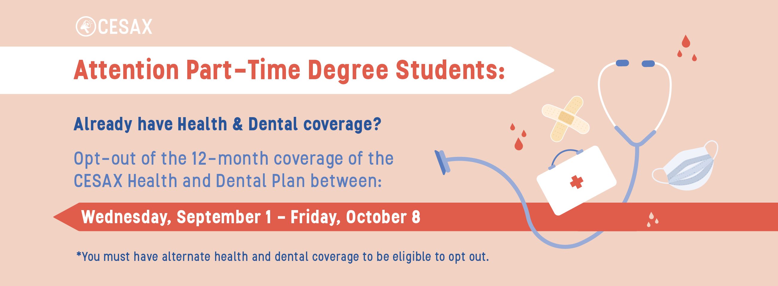 Health & Dental Opt Out