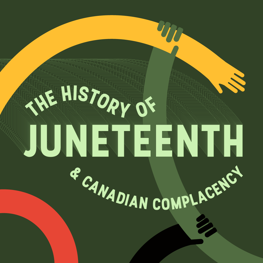 The History of Juneteenth and Canadian complacency
